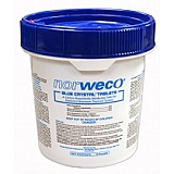 10lb Norweco Blue Crystal Residential Disinfecting Tablets