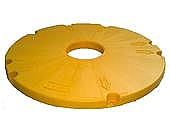 "16"" Safety Lid Tuf-Tite"